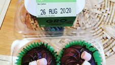 Review - Gro (Co-op) Chocolate Cupcakes