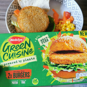 Green Cuisine Chicken-free Burgers Review