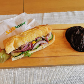 Subway's Vegan Double Chocolate Cookie Review