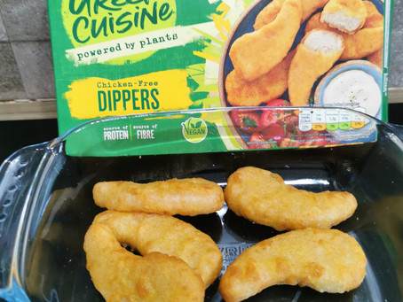 Birds Eye Green Cuisine Chicken-Free Dippers Review