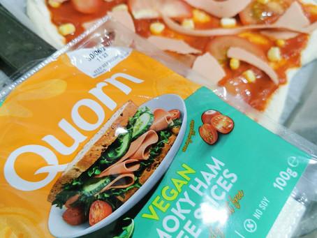 Quorn Smokey Vegan Ham review