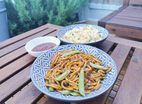 Chinese Vegetable Fried Rice