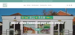 All Raw pets website