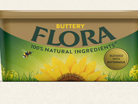 PSA - Flora Buttery isn't Vegan any more!