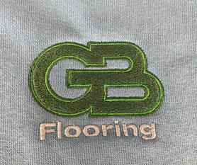 GB Flooring embroidered workwear