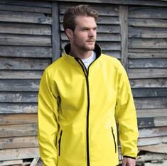Result core printable jacket