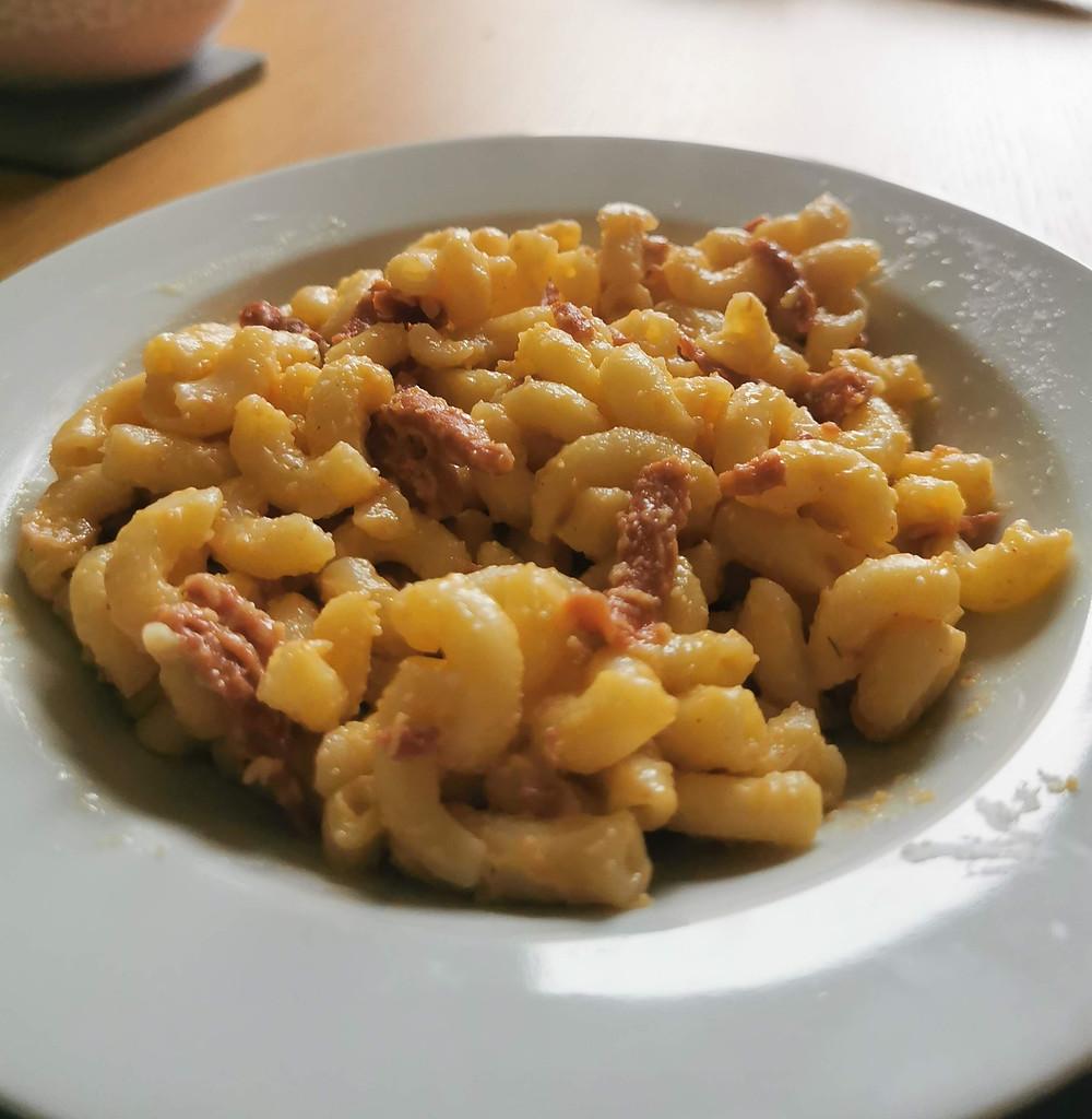 Vegan Carbonara