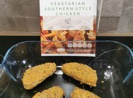 Review - Linda McCartney Southern Style Chicken