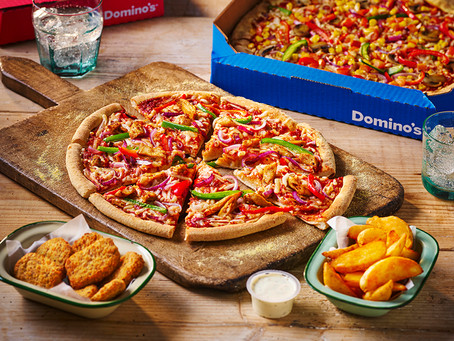 Domino's Chick-Ain't Pizza Review
