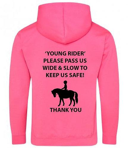 Young Riders Neon Hoodie (Children's)