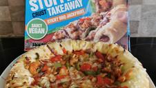 Review - Chicago Town Stuffed Crust BBQ Jackfruit (Vegan)