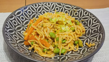 Thai Red Curry Noodles