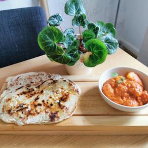 Murgh Makhani (Butter Chicken) Curry