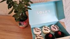 Lola's Vegan Cupcakes review
