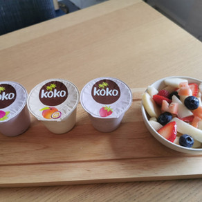 Review - Koko Yoghurts