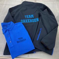 Team Oakenden workwear
