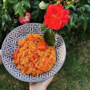 Vegetable Jumbalaya