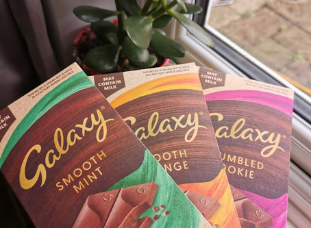 Review - Vegan Galaxy Cookie Crumble