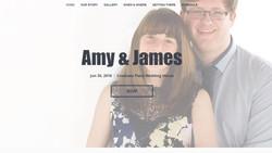 ASJEwedding page header