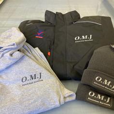 OMJ workwear
