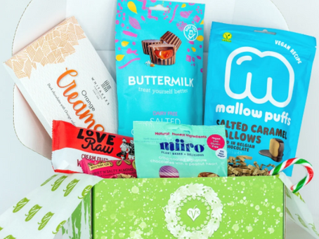 The Vegan Kind Christmas Selection Box Review