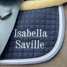 Isabella Saville workwear