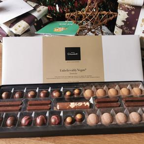 Vegan Sleekster from Hotel Chocolat Review
