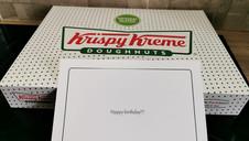 Vegan Krispy Kreme Glazed Doughnuts Review