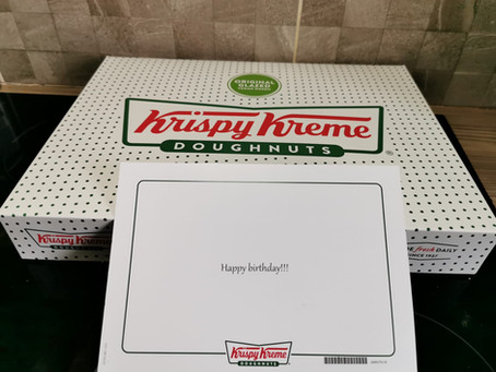 Vegan Krispy Kreme Glazed Doughnuts Review