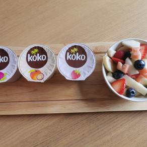Review - Koko Fruit yoghurts
