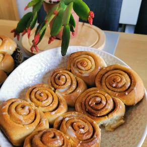 Cinnamon Swirl Buns