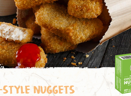 Review - Fry's Meat-free Chicken Style Nuggets