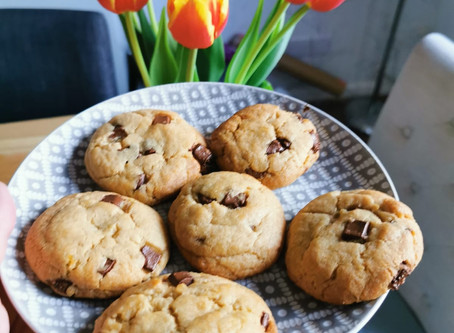 Challenge Holly - Vegan Cookies