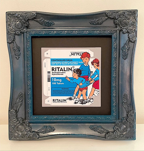 "Ben Frost ""Kids on Ritalin"""