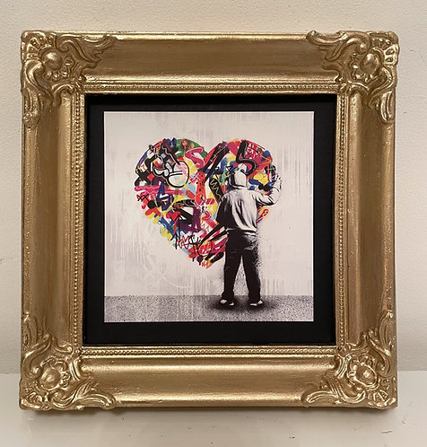 "Martin Whatson ""Paint Love"""