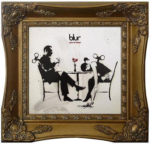 """Banksy """"Out of Time"""""""