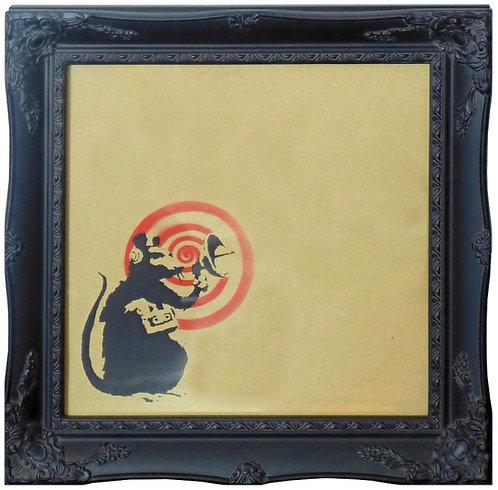 "Banksy ""Radar Rat"""