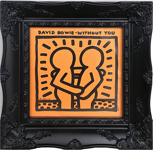 """KEITH HARING """"Without You"""""""