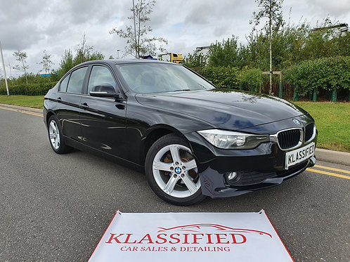BMW 3 Series 2.0 diesel manual, great history, lovely condition