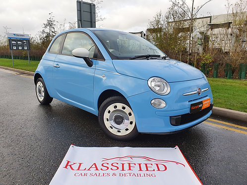 Fiat 500 1.2 Colour Therapy manual 3 door