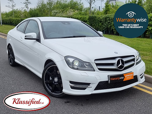 2014 Mercedes-Benz C Class 2.1 C220 CDI AMG Sport Edition (Premium) 7G-Tronic