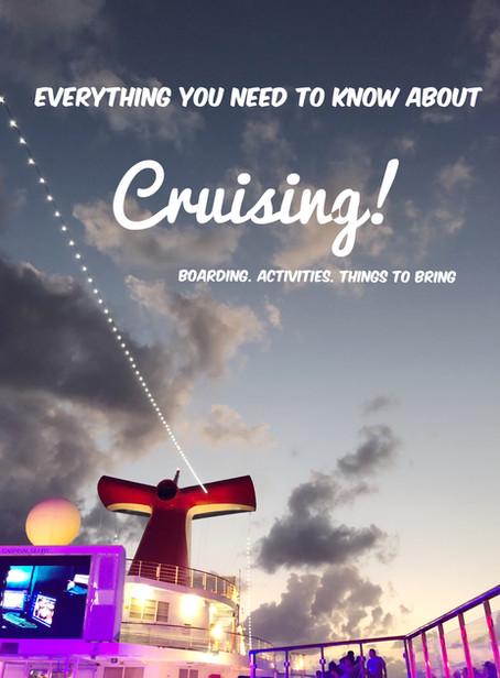 Travel Diary - Carnival Cruise