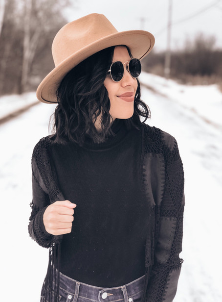 How to Style 4 Hat's Into Your Wardrobe