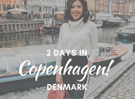 Travel Guide: Copenhagen, Denmark!