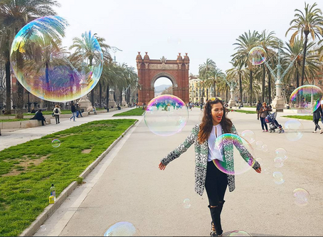 Adventures in Barcelona