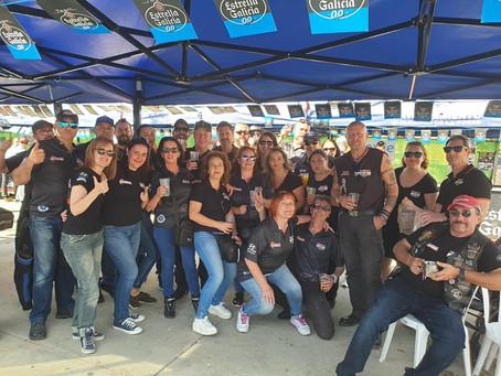 Premio al Moto Club con más inscritos en la IV Maxi Concentración.