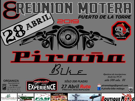 Premio al Moto Club con más inscritos en Piraña Bike 2019