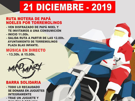 Info Toy Run Solidario 2019