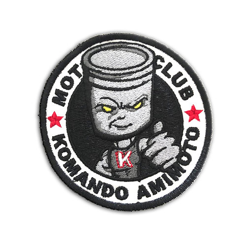 Parche KOMAN - Komando Amimoto