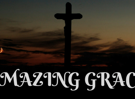 Amazing Grace: Unconditional Election